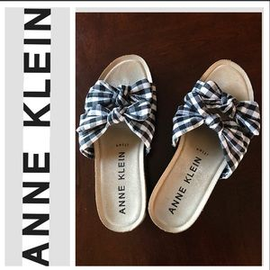 Anne Klein iflex Sandals -7M